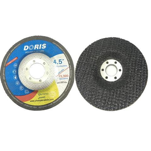 Flap Disc Backing Pad with Label
