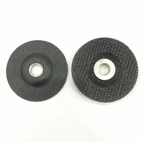 Fiberglass Backing Plate with higher metal ring (High Washer)