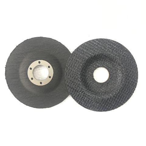 Fiberglass Backing Pad with One Metal Ring