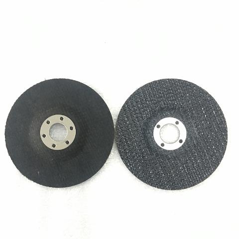 Flap Disc Backing With Two Metal Rings