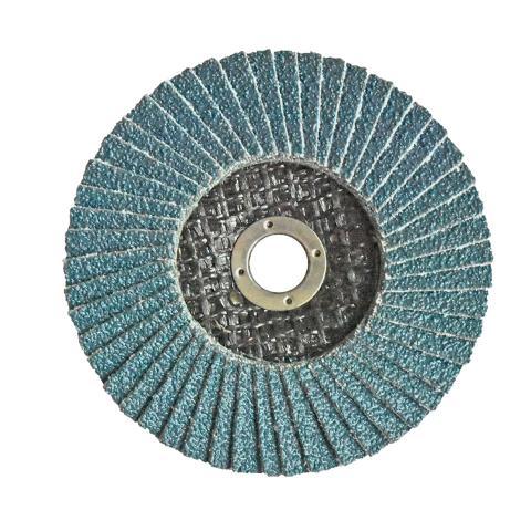 Zirconia Alumina Flap Disc _sandersabrasive